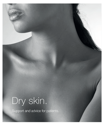 Download our new educational leaflet for information on support and advice to offer patients with dry skin.